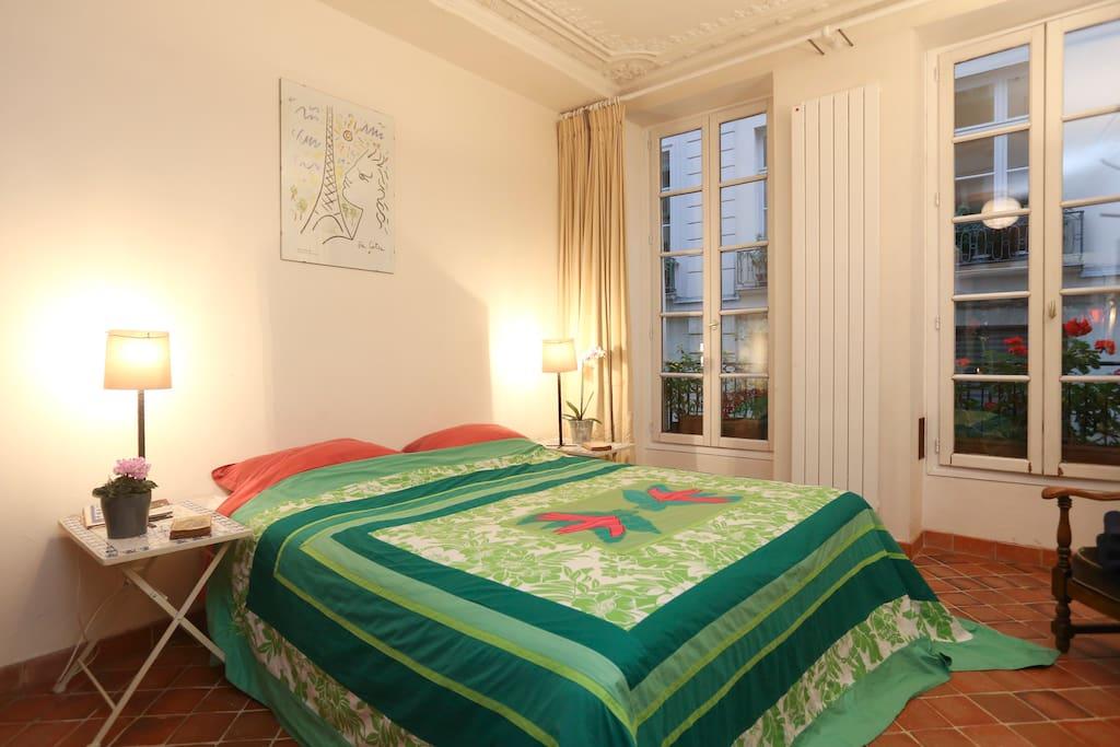 Suite in the Marais - 3 pers - Paris