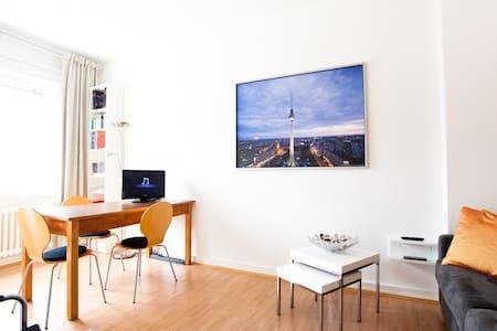 Berlin City Studio Apt. - Berlin - Flat