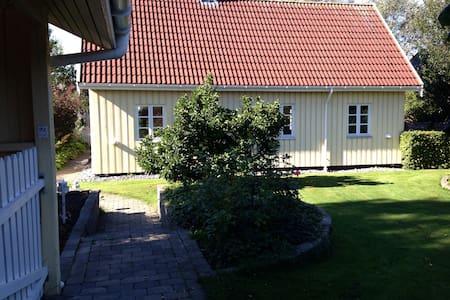 Family house in quiet surroundings