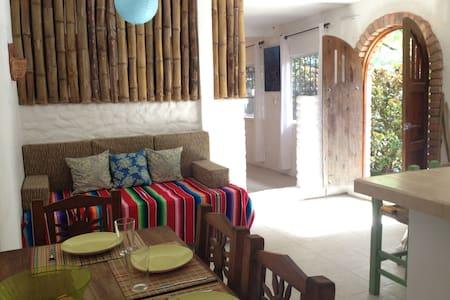 Casa Tortuga Verde - Yelapa - Huis