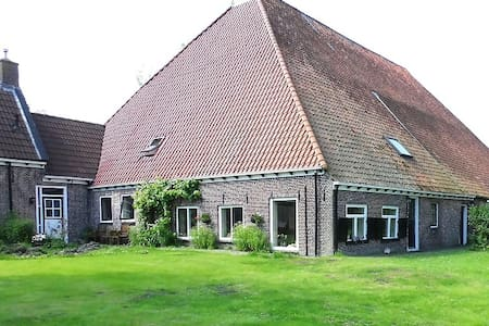 5 pers apartment,friesland - Appartement