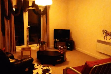 Double room with private bathroom in Oxford - Oxford - Appartement