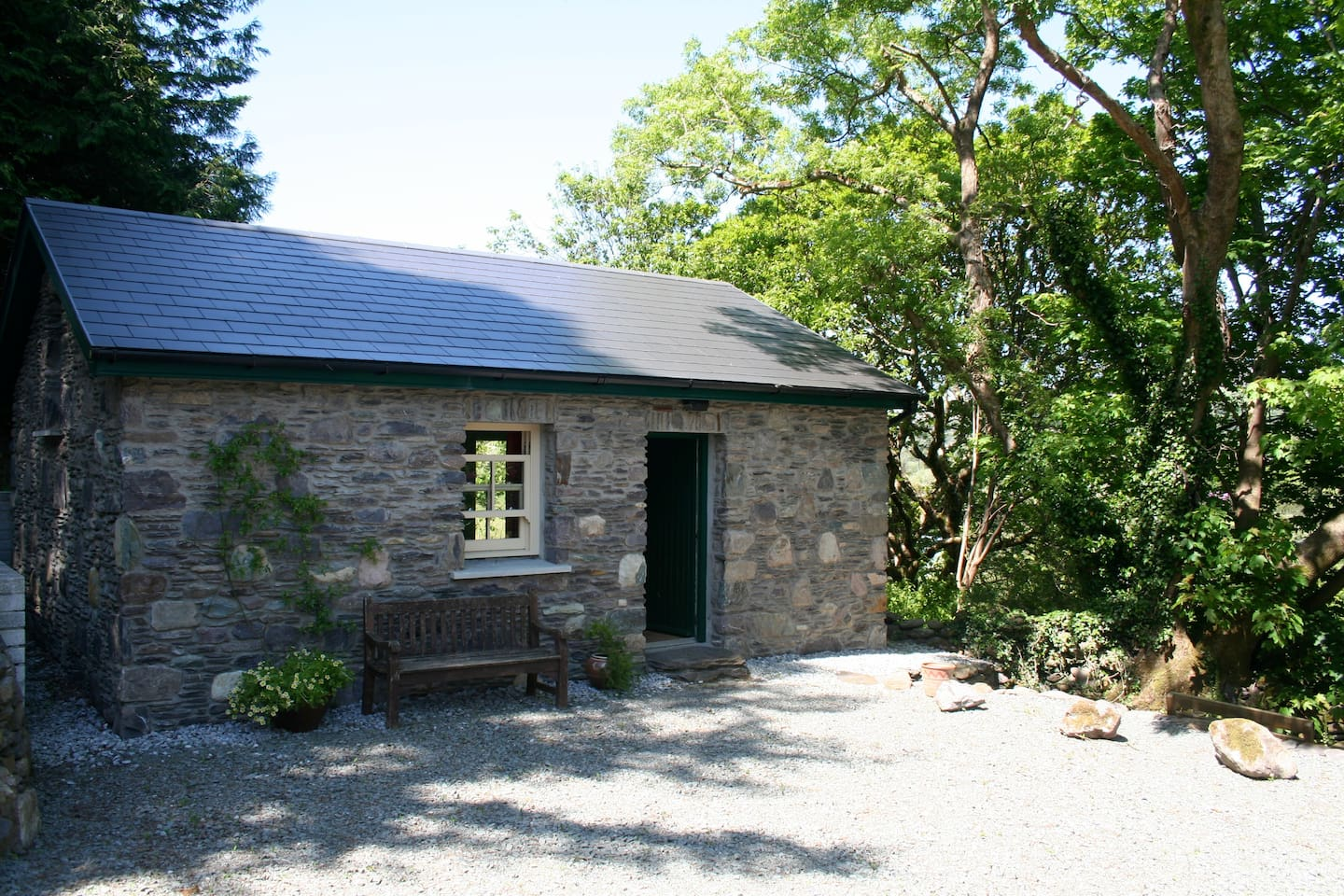 Bothy front view