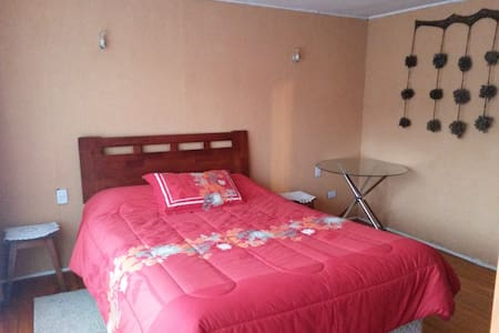 Simple, local relaxing home to rest - Ancud - Bed & Breakfast