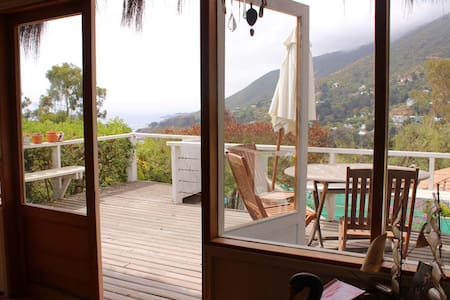 Lovely Charming House Ocean view - Zapallar - Casa