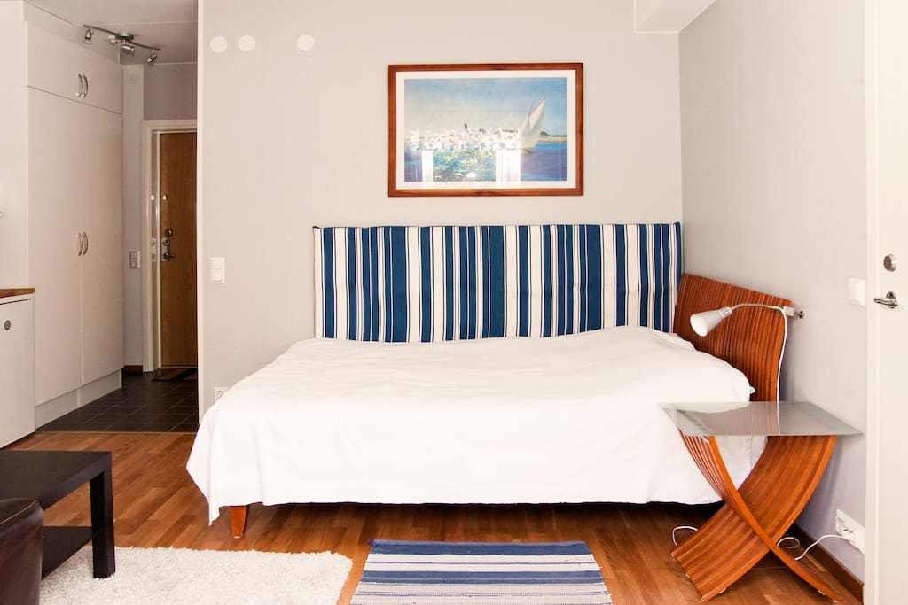 Apartment only 4 km from Old Town
