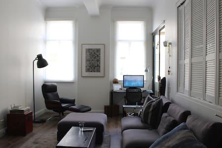 Inner City Loft Apartment