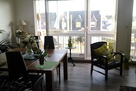 Bed and Breakfast proche centre - Brest - Bed & Breakfast