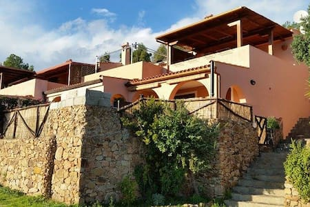 Villa Eden, panoramica S.Margherita - Capo blu
