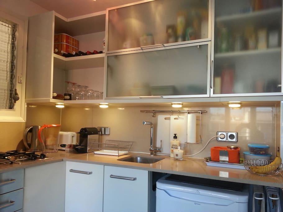 (american) kitchen
