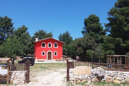Casetta Rossa Country House - Vico del Gargano - Chalet