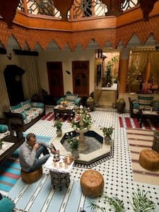 great place to stay in marrakech - Bed & Breakfast