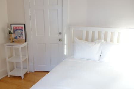 Bed in tropical oasis, heart of downtown #P31 - Miami - Bed & Breakfast