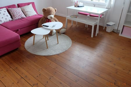 Beauty flat with nice location - København - Apartment