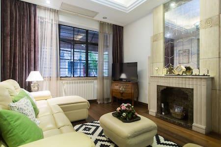 【特色鄉村主題多人房、溫馨舒適】 - Apartment