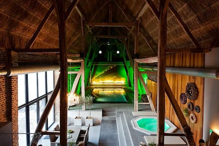 B&B De verborgen parel privé sauna - Aamiaismajoitus