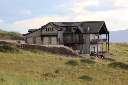 The Hilltop Cabin at Bear Lake - In The Reserve - Fish Haven
