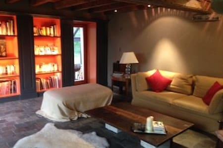 Gezellig huisje in volle natuur - Moerbeke - House