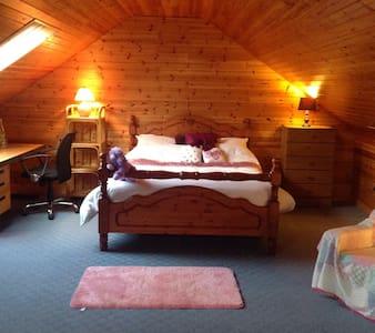 Alpine loft - Ballinrobe  - Casa