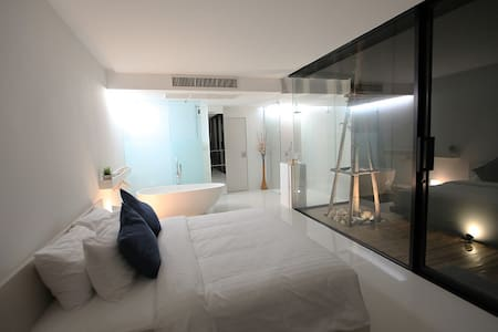Luxurious Room @ the Q Residences - Bangkok - Otros