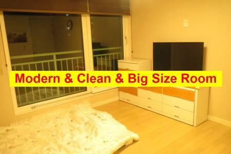 Open!!] Modern & Clean House - Apartamento