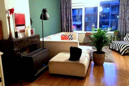 Spacious and trendy apartment in city center - Apartment