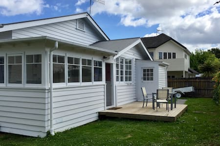 Sunny 2 bedroom flat in central Auckland - Auckland - Rumah
