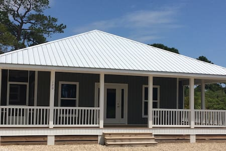 Sugar Mill Cottage - Cape San Blas, FL - Haus