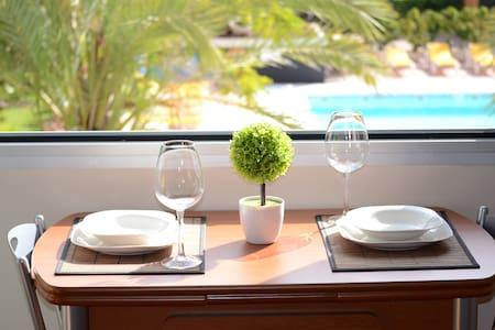 Ramblas Golf Apartment <> 10 min Canteras beach - Les Palmes de Gran Canària - Pis