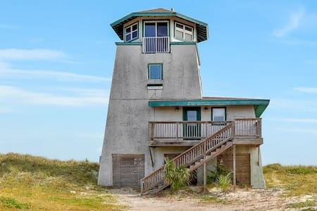 Amelia/Fernandina Beach Lighthouse - Fernandina Beach - House