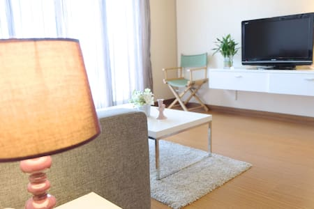 Cosy stay condo  walk to BTS On Nut
