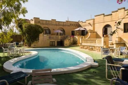 Gozo, Double Room with Swimming Pool! - Xagħra - 別荘