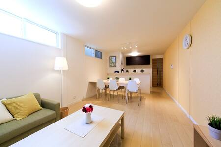 Close to Namba, 8bed 14ppl Wifi, Rooftop terrace - Hirano-ku, Ōsaka-shi - Huis