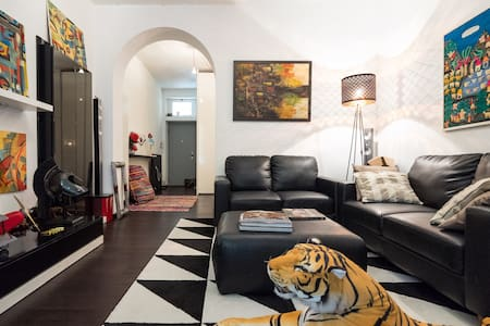 Tiger Flat in Brera district - Apartment