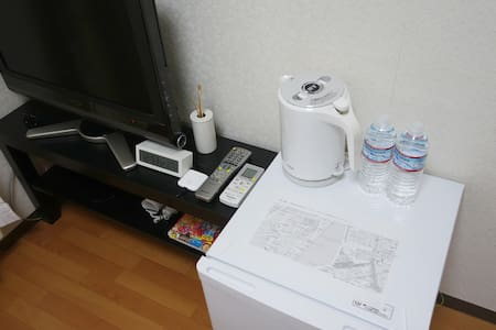 Private room & Clean 15min Osaka St - Apartment