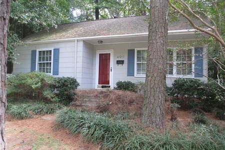 Comfy Downtown Cary Cottage - 卡瑞(Cary)