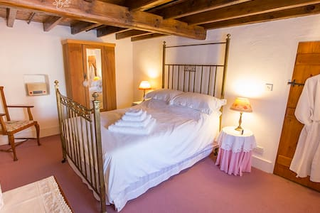 The Delightful and Relaxing, Ballavere Cottage - Szoba reggelivel