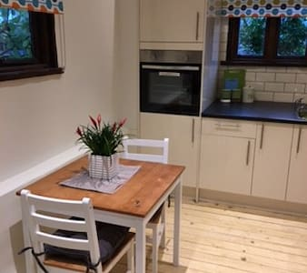 Stable 1 Modern Studio with small ensuite/shower - Cranfield - Apartemen