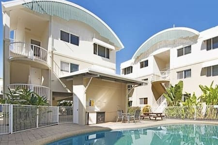 TWO BEDROOM APARTMENT IN TOWNSVILLE CBD - Apartament