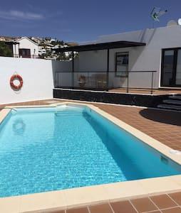 Casa con piscina Lanzarote nazaret - Nazaret,  - Villa