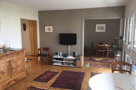 Un appartement clair et lumineux - Apartamento