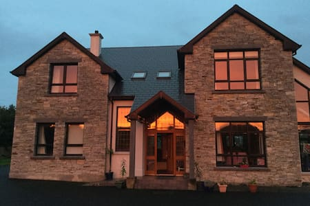 Large cosy home with great views - Letterkenny - Haus
