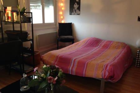 Loue studio de 25 m2 - Préfecture - Apartamento