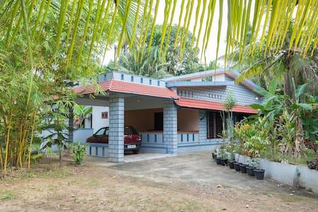 Idyllic Riverside Retreat in Kochi  - Vila