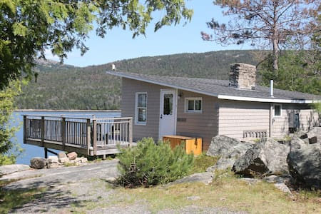 Deer Track:  Cabin on Somes Sound - Casa