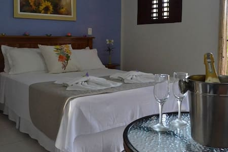 Pousada Gostoso Village - Chalé Executivo - Bed & Breakfast