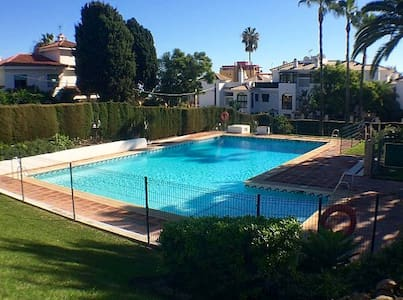 Studio in a wonderful residence in la Carihuela - Torremolinos - Apartment