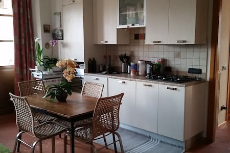 One-bedroom flat on lake Maggiore - Apartment