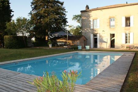 Homestays - Countryside - Birac-sur-Trec - House