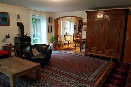 Wohnen in der Regio Basilensis - Grenzach-Wyhlen, Baden-Württemberg, DE - Rumah